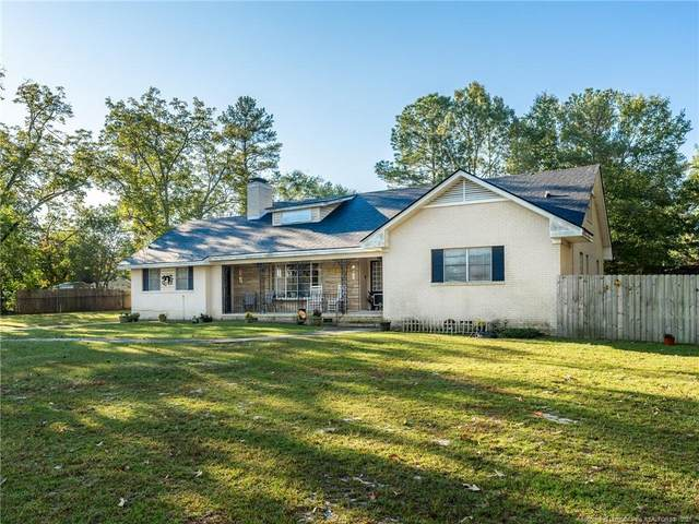 620 Tokay Drive, Fayetteville, NC 28301 (MLS #670140) :: Freedom & Family Realty