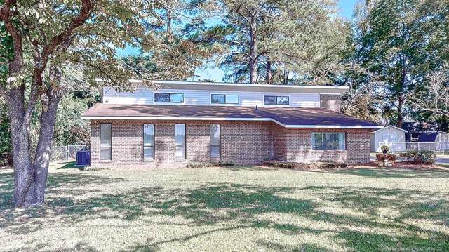 226 Southland Drive, Fayetteville, NC 28311 (MLS #670150) :: Freedom & Family Realty
