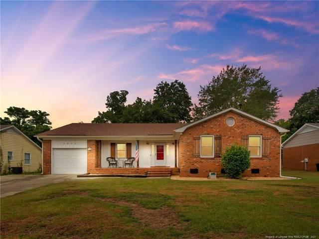 2054 Lothbury Drive, Fayetteville, NC 28304 (MLS #670157) :: RE/MAX Southern Properties