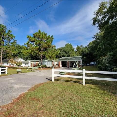 156 Patton Street, Hamlet, NC 28345 (MLS #670167) :: Freedom & Family Realty