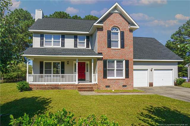 6749 Foxberry Road, Fayetteville, NC 28314 (MLS #670168) :: The Signature Group Realty Team