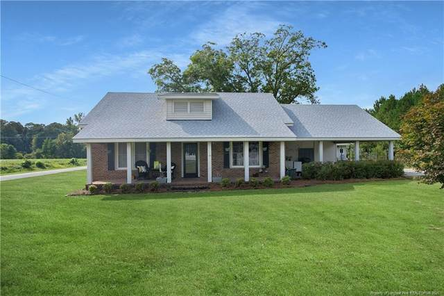 436 Avery Road, Erwin, NC 28339 (MLS #670194) :: RE/MAX Southern Properties