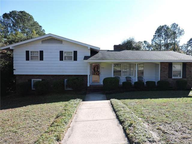 2709 Dartmouth Drive, Fayetteville, NC 28304 (MLS #670204) :: RE/MAX Southern Properties
