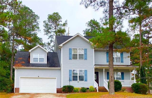 120 Forest Pond Drive, Cameron, NC 28326 (#670214) :: The Helbert Team