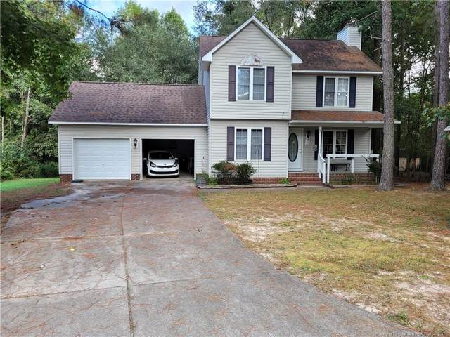 76 Edgedale Lane, Sanford, NC 27332 (MLS #670222) :: RE/MAX Southern Properties