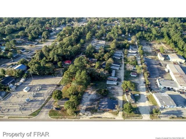 2303 Carbine Street, Fayetteville, NC 28306 (MLS #670248) :: RE/MAX Southern Properties