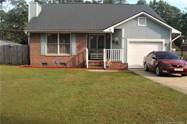 5958 Chambrian Drive, Fayetteville, NC 28314 (MLS #670249) :: RE/MAX Southern Properties