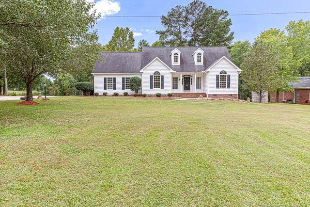 924 Pendergrass Road, Sanford, NC 27330 (MLS #670251) :: The Signature Group Realty Team