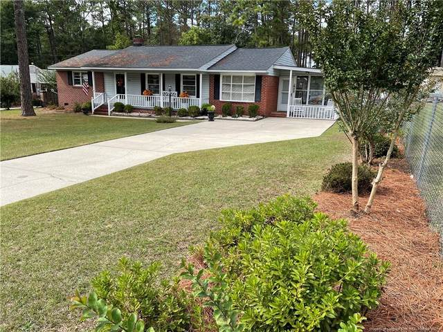 4302 Coventry Road, Fayetteville, NC 28304 (MLS #670256) :: RE/MAX Southern Properties