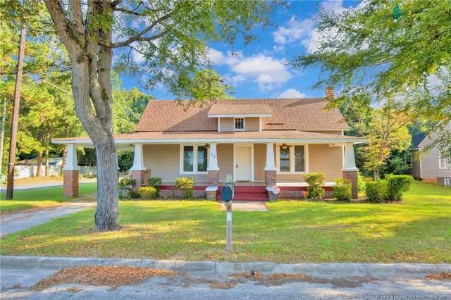 56 W 3rd Street, Parkton, NC 28377 (MLS #670261) :: RE/MAX Southern Properties
