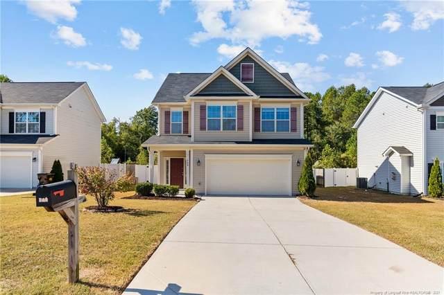 169 Blue Bay Lane, Cameron, NC 28326 (MLS #670271) :: Towering Pines Real Estate