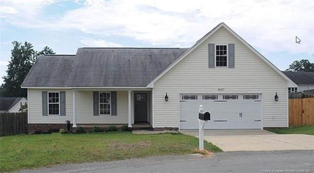 4607 Chad Place, Fayetteville, NC 28314 (MLS #670273) :: RE/MAX Southern Properties