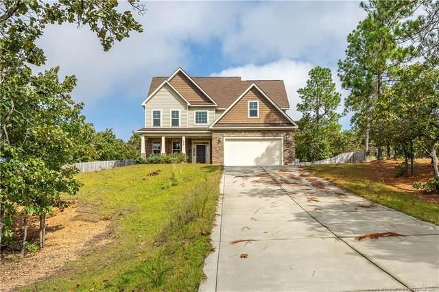 175 Bunting Drive, Lillington, NC 27546 (MLS #670275) :: Freedom & Family Realty