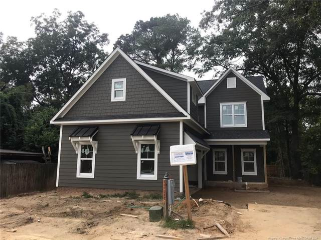 1133 Sutton Square Lane, Fayetteville, NC 28305 (#670281) :: The Blackwell Group