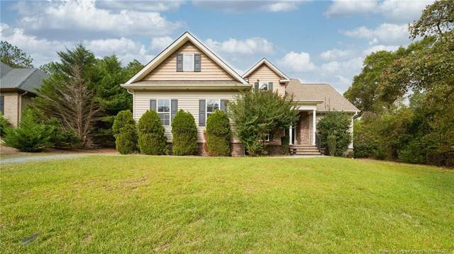 121 James Drive, West End, NC 27376 (MLS #670287) :: Freedom & Family Realty