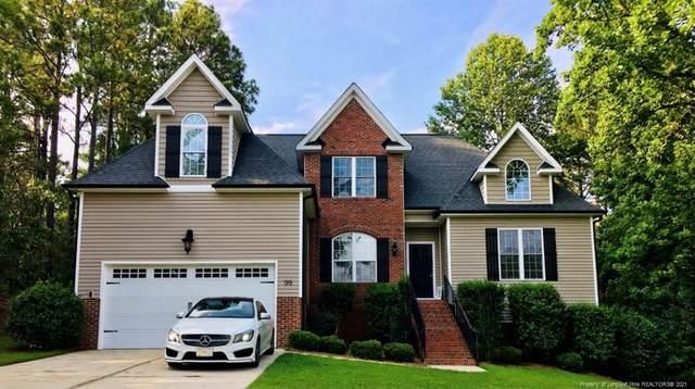 99 Quail Hollow, Sanford, NC 27332 (MLS #670288) :: RE/MAX Southern Properties