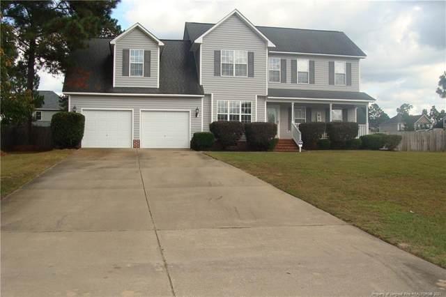 370 Pinevalley Lane, Sanford, NC 27332 (MLS #670296) :: Freedom & Family Realty