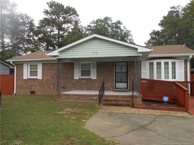 2751 George Owen Road, Fayetteville, NC 28306 (MLS #670314) :: Freedom & Family Realty