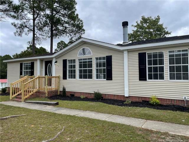 11 Wind Tree, Sanford, NC 27332 (MLS #670319) :: Freedom & Family Realty