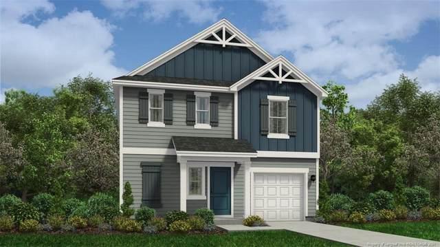 Lot 42 Heron Court, Godwin, NC 28344 (MLS #670321) :: RE/MAX Southern Properties