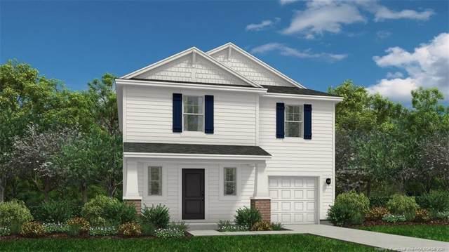 Lot 43 Heron Court, Godwin, NC 28344 (MLS #670323) :: RE/MAX Southern Properties