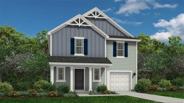 Lot 46 Heron Court, Godwin, NC 28344 (MLS #670324) :: RE/MAX Southern Properties