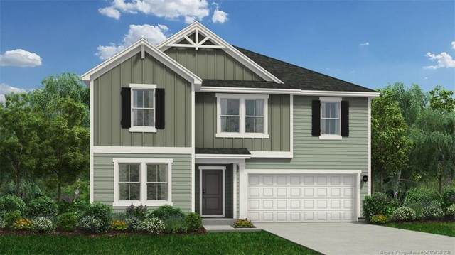 Lot 37 Heron Court, Godwin, NC 28344 (MLS #670325) :: RE/MAX Southern Properties