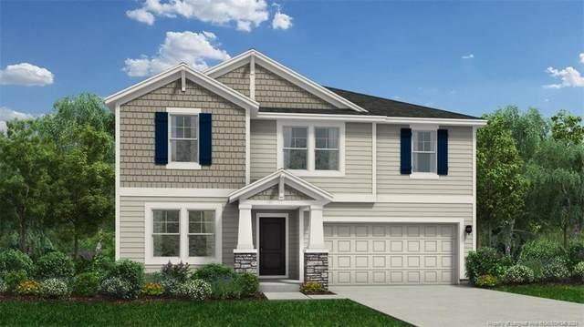 Lot 48 Heron Court, Godwin, NC 28344 (MLS #670327) :: RE/MAX Southern Properties