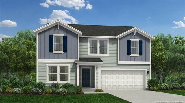 Lot 41 Heron Court, Godwin, NC 28344 (MLS #670328) :: RE/MAX Southern Properties