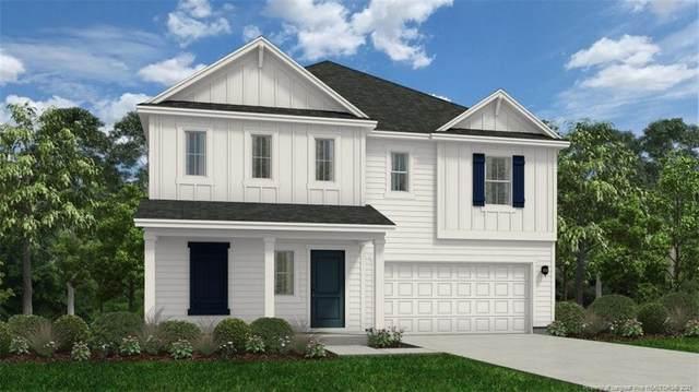 Lot 39 Heron Court, Godwin, NC 28344 (MLS #670329) :: RE/MAX Southern Properties