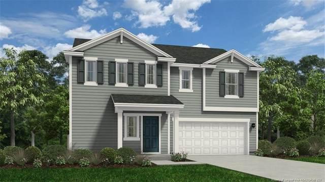 Lot 47 Heron Court, Godwin, NC 28344 (MLS #670330) :: RE/MAX Southern Properties