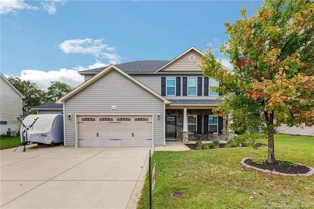 306 Royal Birkdale Drive, Raeford, NC 28376 (MLS #670346) :: RE/MAX Southern Properties
