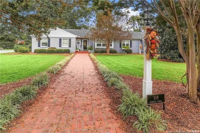 118 Fairfield Circle, Dunn, NC 28334 (MLS #670350) :: RE/MAX Southern Properties
