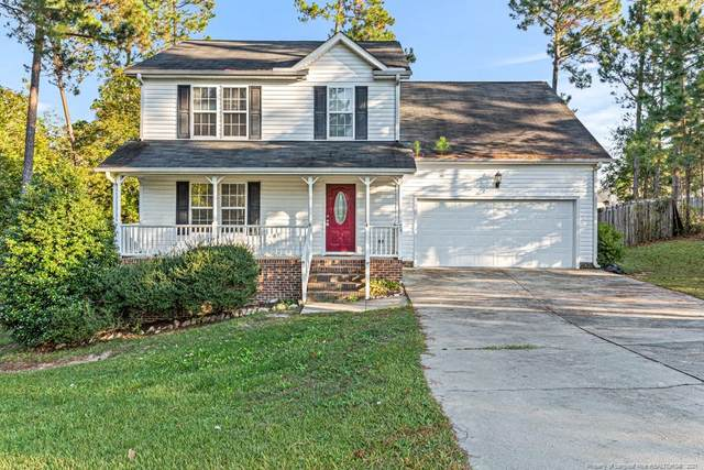 24 Cone Court, Cameron, NC 28326 (MLS #670353) :: RE/MAX Southern Properties