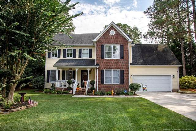 1947 Fairforest Drive, Fayetteville, NC 28304 (MLS #670358) :: RE/MAX Southern Properties