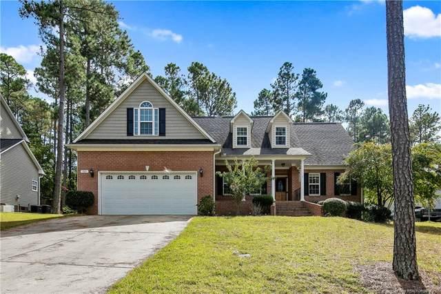 111 Cedar Lane, Sanford, NC 27332 (MLS #670366) :: RE/MAX Southern Properties