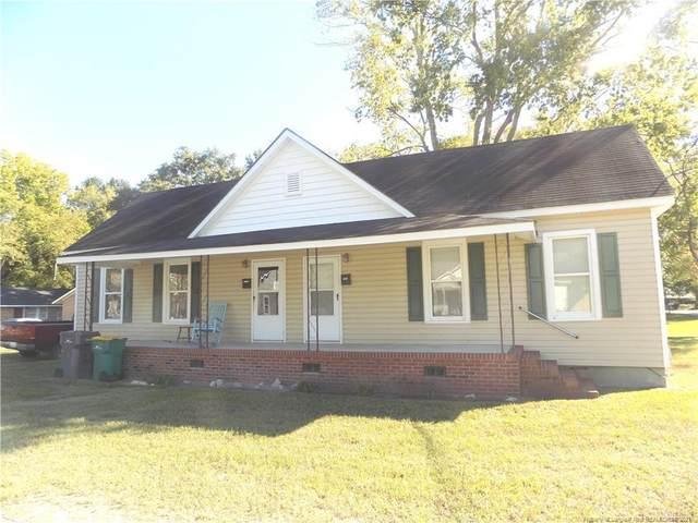 3963 Ellison Street, Hope Mills, NC 28348 (#670386) :: Steve Gunter Team