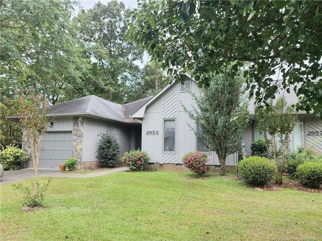 2953 2953 Wedgeview Drive, Fayetteville, NC 28306 (MLS #670388) :: RE/MAX Southern Properties