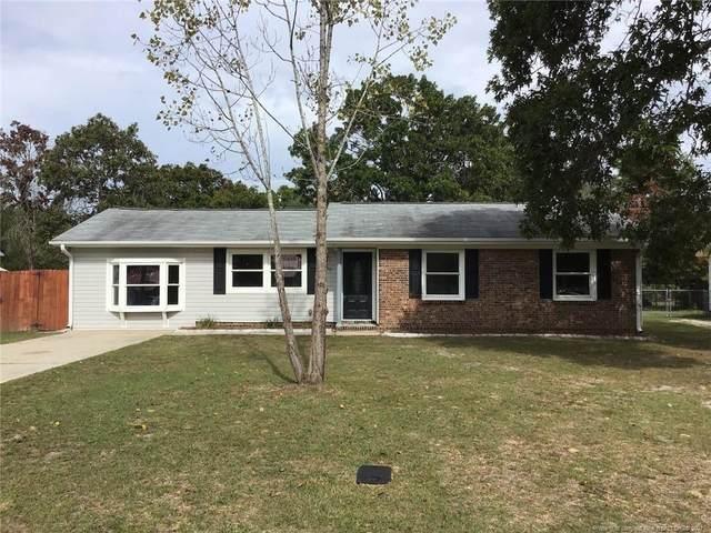 5930 Richfield Avenue, Hope Mills, NC 28348 (MLS #670389) :: RE/MAX Southern Properties