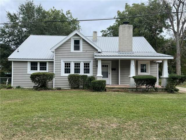 314 E Elwood Avenue, Raeford, NC 28376 (MLS #670391) :: RE/MAX Southern Properties