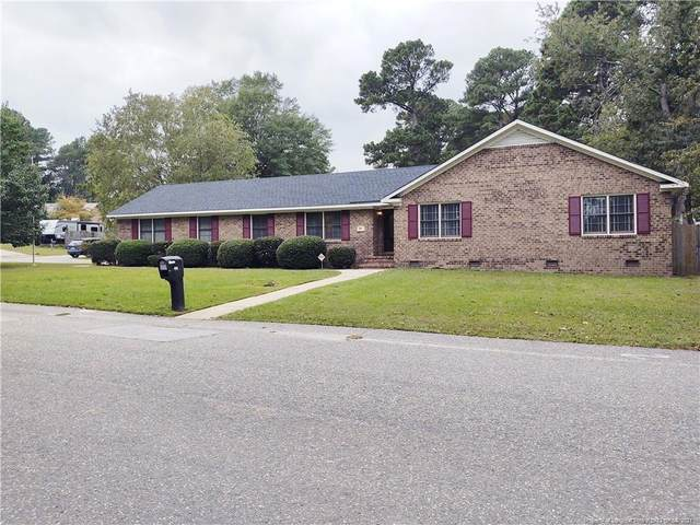 242 E Loch Haven Drive, Fayetteville, NC 28314 (MLS #670396) :: RE/MAX Southern Properties