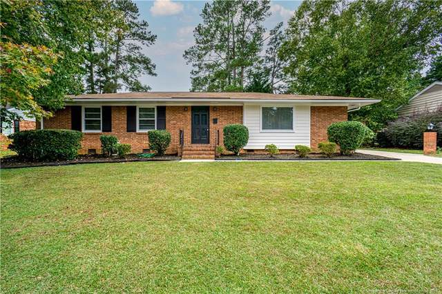 2621 Huntington Road, Fayetteville, NC 28303 (MLS #670409) :: Freedom & Family Realty
