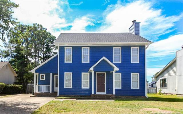 3428 Hastings Drive, Fayetteville, NC 28311 (MLS #670421) :: Freedom & Family Realty