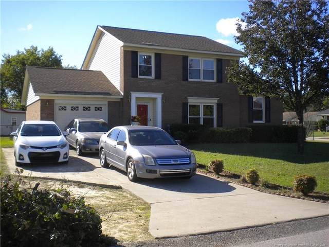 7870 Barfield Drive, Fayetteville, NC 28314 (MLS #670423) :: Freedom & Family Realty
