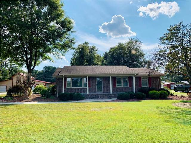 2822 Old Whiteville Road, Lumberton, NC 28358 (MLS #670430) :: Freedom & Family Realty