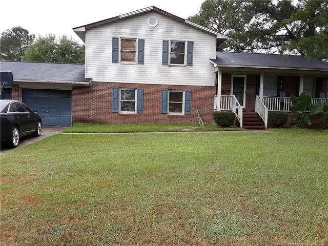 1112 Hodhat Drive, Fayetteville, NC 28314 (MLS #670440) :: RE/MAX Southern Properties