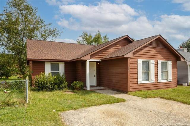 6844 Winchester Street, Fayetteville, NC 28314 (MLS #670448) :: RE/MAX Southern Properties