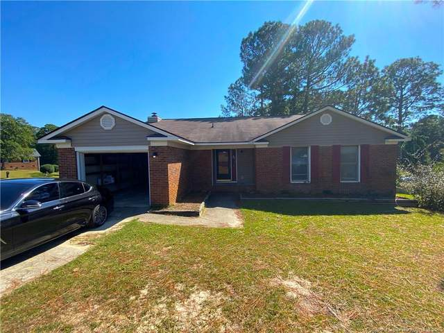 524 Bayshore Drive, Fayetteville, NC 28311 (MLS #670449) :: RE/MAX Southern Properties