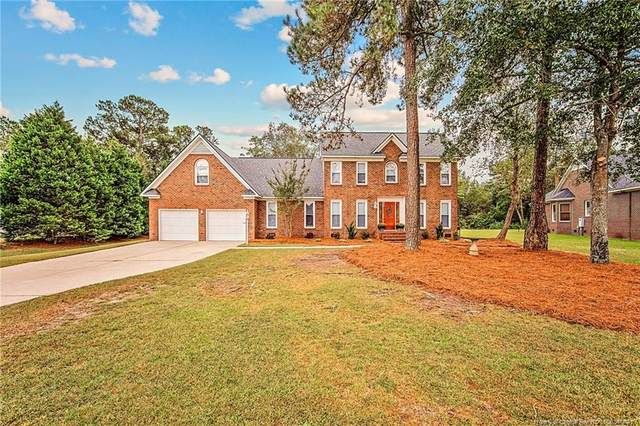 835 Three Wood Drive, Fayetteville, NC 28312 (MLS #670450) :: RE/MAX Southern Properties