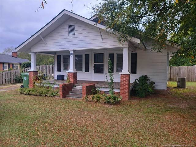 120 E First Street, Stedman, NC 28391 (MLS #670458) :: On Point Realty